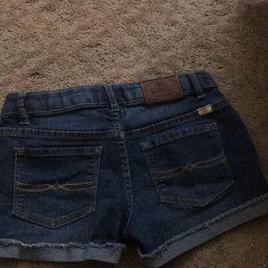 Lucky Brand 🍀 girl jean shorts